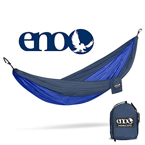 ENO Eagles Nest Outfitters - DoubleNest Hammock, Portable...