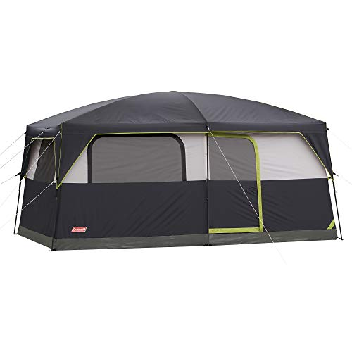 Coleman Prairie Breeze Lighted Cabin Tent, 9-Person