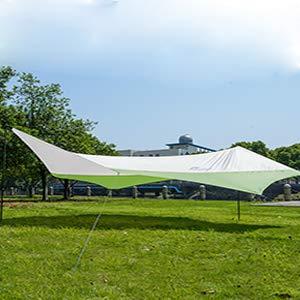 Topnaca Naturehike Lightweight Camping Tarp Shelter Beach...