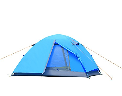 Techcell 2 Person Tent Camping Instant Tent Waterproof Tent...