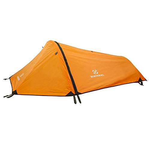 Winterial Single Person Personal Bivy Tent, Lightweight 2...