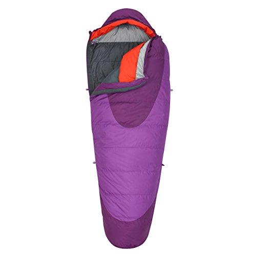 Kelty Women's Cosmic 20 Degree Sleeping Bag, Dahlia/Grape...