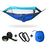[3 IN 1] Camping Hammock for 2/Double Person with Mosquito...
