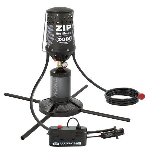 Zodi Outback Gear Zip Shower, w/Piezo, Soft Case