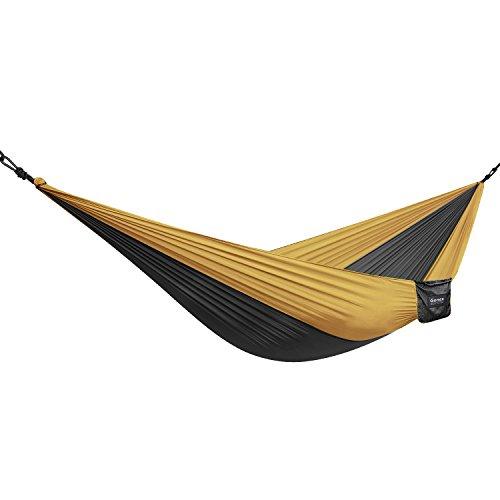 Gonex Camping Hammock, Lightweight Portable Nylon Hammock...