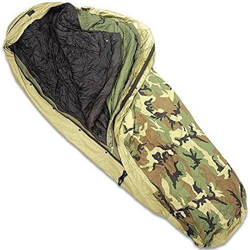 Military Modular Sleep System 4 Piece with Goretex Bivy...
