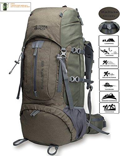 Backpacking Backpack Hiking Backpack Internal Frame Backpack...