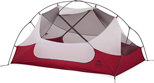 MSR Hubba Hubba NX 2-Person Lightweight Backpacking Tent,...