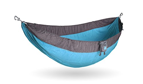 Kammok Roo Camping Hammock (Nakuru Blue) - The World's Best...
