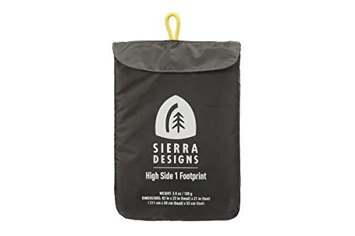 Sierra Designs High Side 1 Footprint