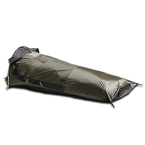 Aqua Quest Hooped Green Bivy Tent Waterproof, Lightweight...