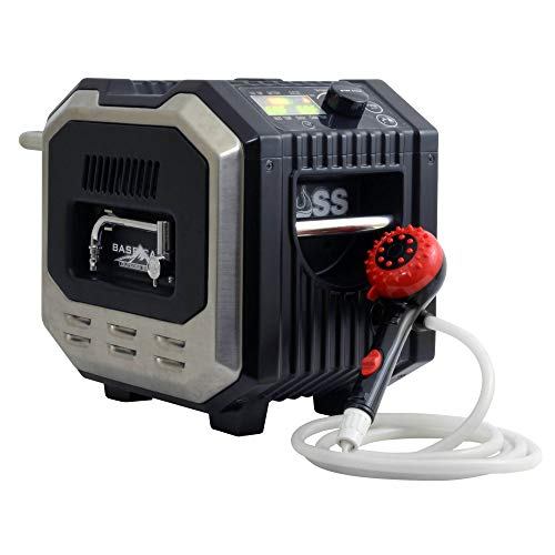 Mr. Heater F235350  BOSS-XCW20 Basecamp Battery Operated...