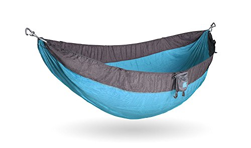 Kammok Roo Camping Hammock (Nakuru Blue) - The World's Best...