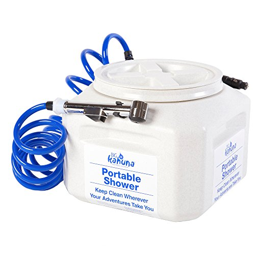 Big Kahuna Portable Shower and Washdown 13.0 Gallon