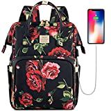 Laptop Backpack,15.6 Inch Stylish College School Backpack...