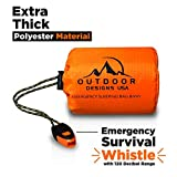 Outdoor Designs USA Emergency Waterproof Bivy Sack Sleeping...