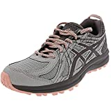 ASICS Women's Frequent Trail, Mid Grey/Carbon, 10 D