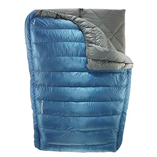 Therm-a-Rest Vela Quilt: 35-45 Degree Down Midnight, Double