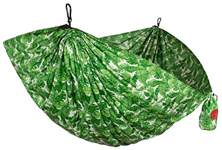 Grand Trunk Double Parachute Nylon Print Hammock