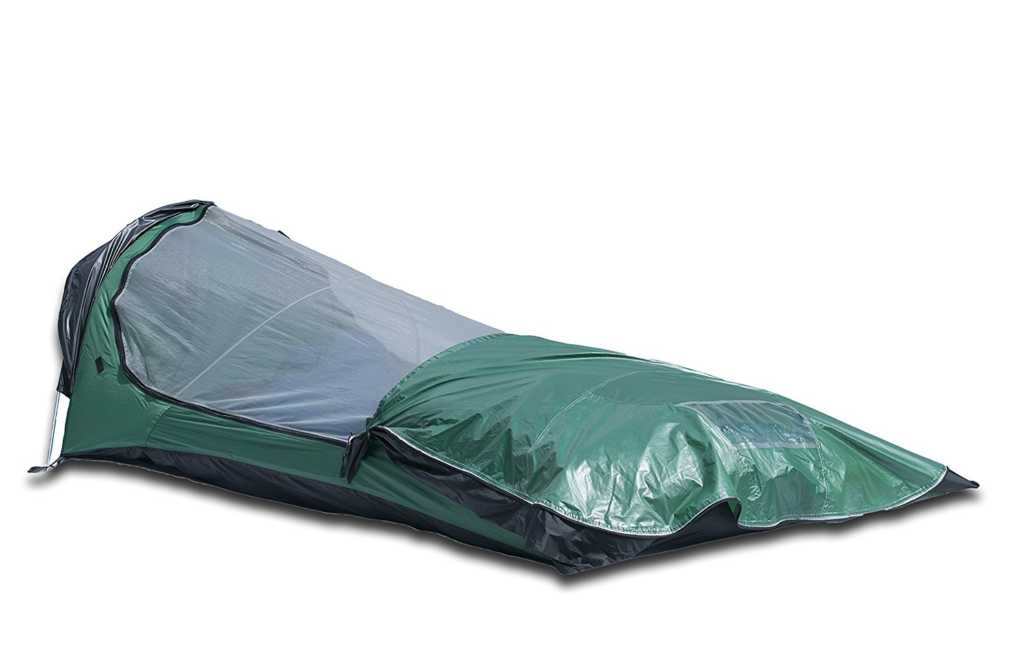 Aqua Quest Hooped Bivy Tent