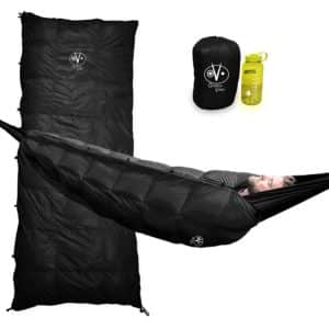 Outdoor Vitals Aerie 20°F Down Underquilt / Sleeping Bag Review - Best Quilts - Lightwight and Ultralight Camping and Hiking