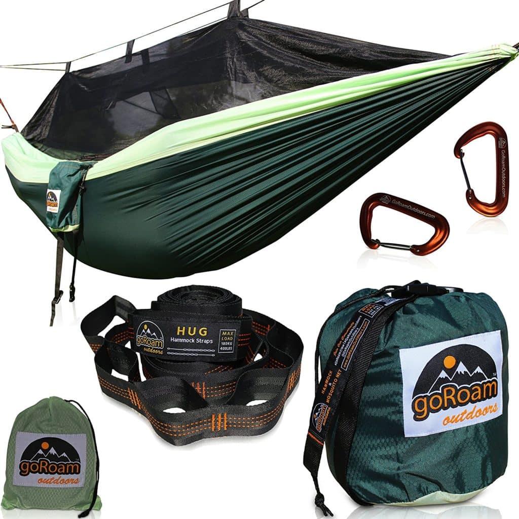 camping hammock, hammock camping, 2 person camping hammock, lightweight camping hammock