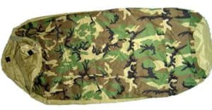 Woodland Camouflage Bivy Review - Best Bivy Sacks - Lightwight and Ultralight Camping and Hiking