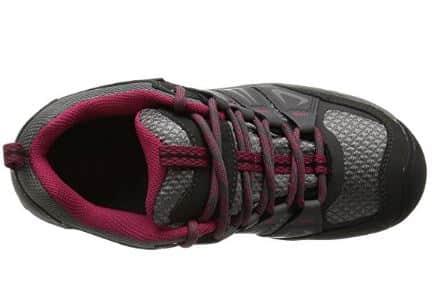 KEEN Women's Oakridge Waterproof Shoe 4
