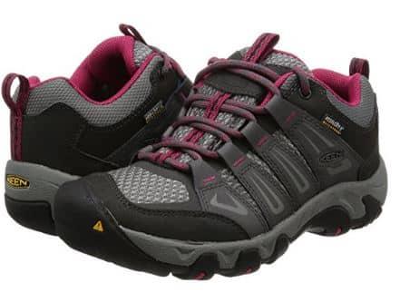 KEEN Women's Oakridge Waterproof Shoe 6