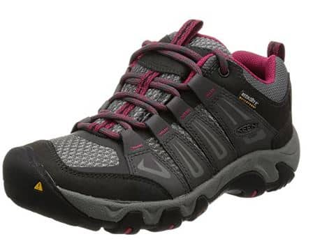 KEEN Women's Oakridge Waterproof Shoe