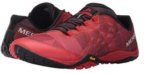 Merrell Men's Glove 4 Trail Runner 6