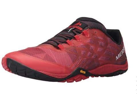 Merrell Men's Glove 4 Trail Runner