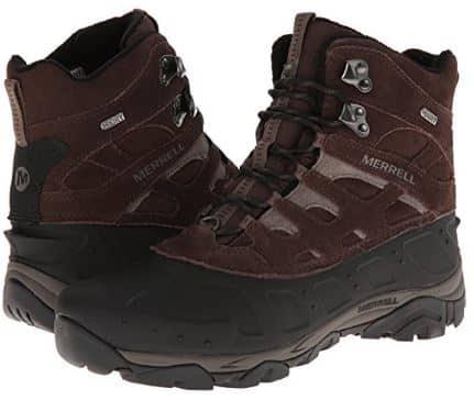 Merrell Men S Moab Polar Waterproof Winter Boot Product