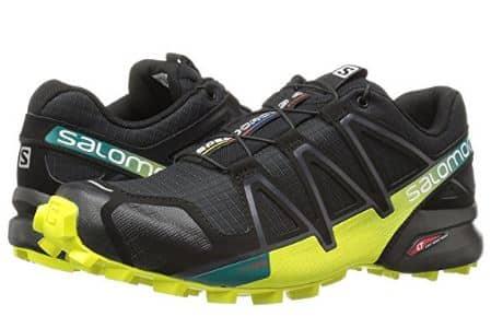 Salomon Men's Speedcross 4 Trail Runner 6