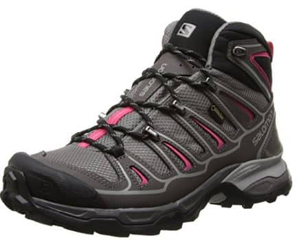 90e35d01fe91 Salomon Women s X Ultra Mid 2 GTX Hiking Shoe Product Review ...