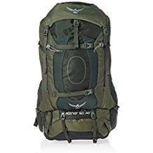 Osprey Men's Aether 60 Backpack Review - Best Backpacks - Lightwight and Ultralight Camping and Hiking