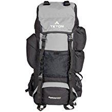TETON Sports Explorer 4000 Internal Frame Backpack Review - Best Backpacks - Lightwight and Ultralight Camping and Hiking