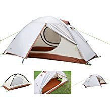 Luxe Tempo Single 1 Person Tent Review - Best One Person Tents - Lightwight and Ultralight Camping and Hiking