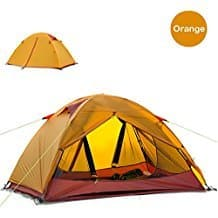 Topnaca Naturehike 2 Person 3 Season Ultralight Camping Tent Review - Best Two Person Tents - Lightwight and Ultralight Camping and Hiking