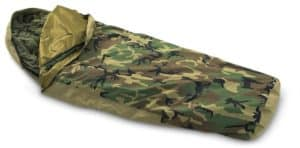 MOC Woodland Camo Gore Tex Bivy Sack Review - Best Bivy Sacks - Lightwight and Ultralight Camping and Hiking