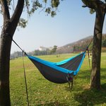 Honest Outfitters Single & Double Camping Hammock With Hammock Tree Straps