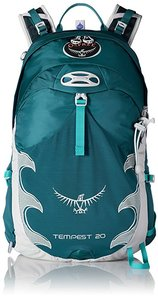 Osprey Women's Tempest 20 Backpack Review - Best Backpacks - Lightwight and Ultralight Camping and Hiking