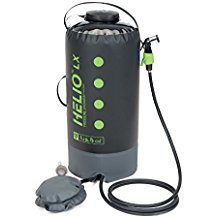 Nemo Helio LX Pressure Shower Review - Best Showers - Lightwight and Ultralight Camping and Hiking