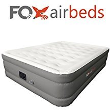 Fox Air Beds Plush High Rise Air Mattress Review - Best Air Beds - Lightwight and Ultralight Camping and Hiking