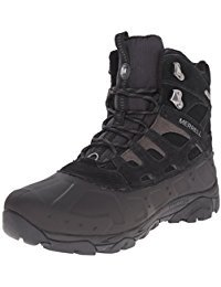 Merrell Men's Moab Polar Waterproof Winter Boot Review - Best Mens Hiking Boots - Lightwight and Ultralight Camping and Hiking