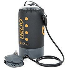 Nemo Equipment Helio Pressure Shower Review - Best Showers - Lightwight and Ultralight Camping and Hiking