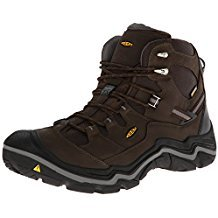 KEEN – Men's Durand Mid Waterproof Boot Review - Best Men's Hiking Boots - Lightwight and Ultralight Camping and Hiking