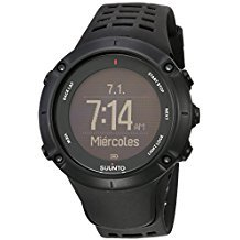 Suunto Ambit3 Running GPS Unit Review - Best Hiking Watches - Lightwight and Ultralight Camping and Hiking