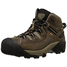 KEEN Men's Targhee II Mid Waterproof Hiking Boot Review - Best Mens Hiking Boots - Lightwight and Ultralight Camping and Hiking