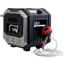 Mr. Heater BOSS-XCW20 Basecamp Battery Operated Shower System Review - Best Showers - Lightwight and Ultralight Camping and Hiking